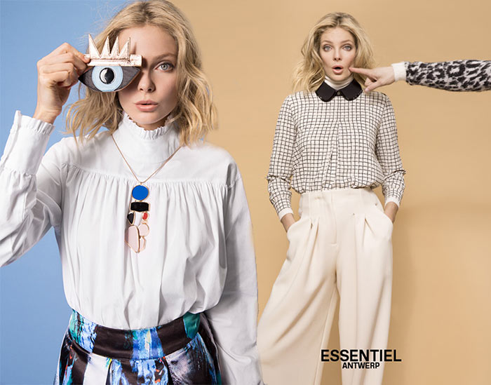 Essentiel Fall/Winter 2015-2016 Campaign