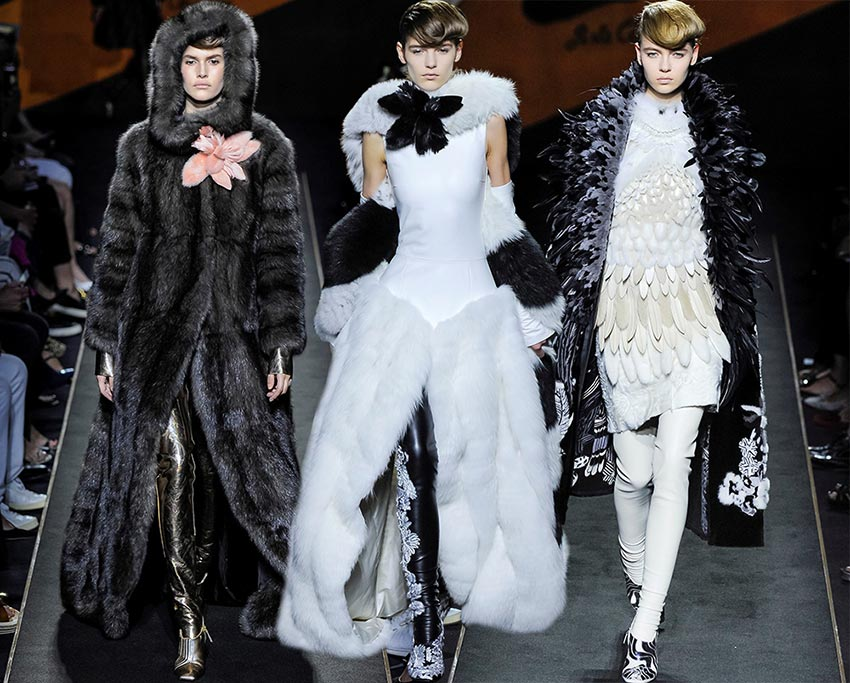 Fendi Couture Fall/Winter 2015-2016 Collection
