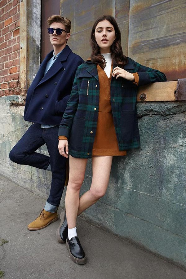 Forever 21's Back to School Inspired Fall 2015 Campaign