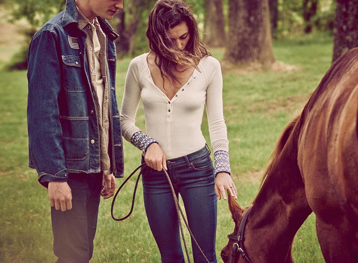 Free People's August 2015 Catalogue