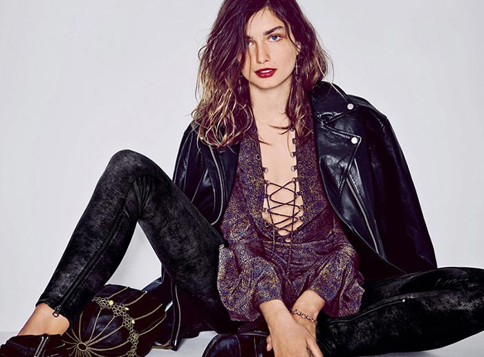 Free People's Romantic Pre-Fall 2015 Collection