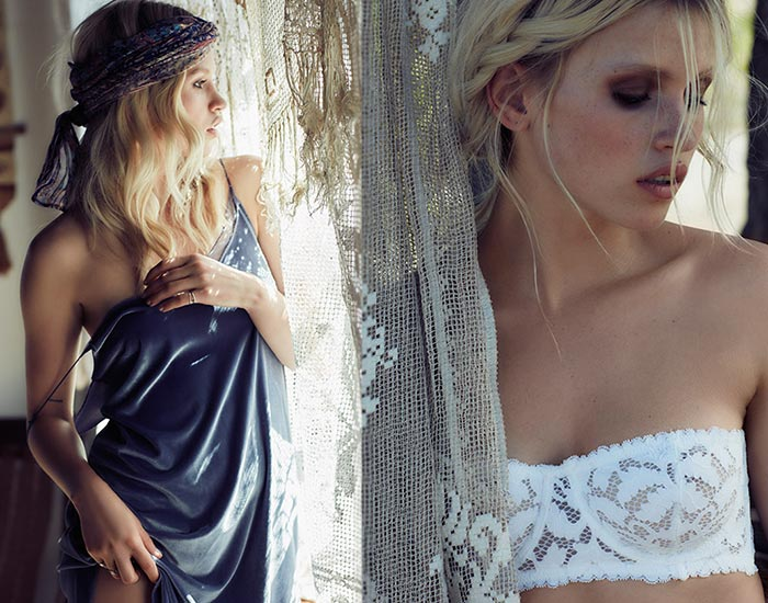 Intimately Free People Fall 2015 Lookbook: Wild Heart