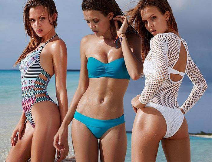 Victoria's Secret Swimwear Summer 2015 Collection