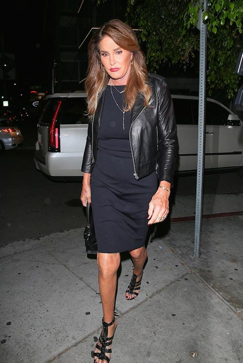 Kylie Jenner 18th Birthday Party: Caitlyn Jenner