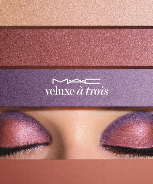 MAC Veluxe a Trois Fall 2015 Makeup Collection