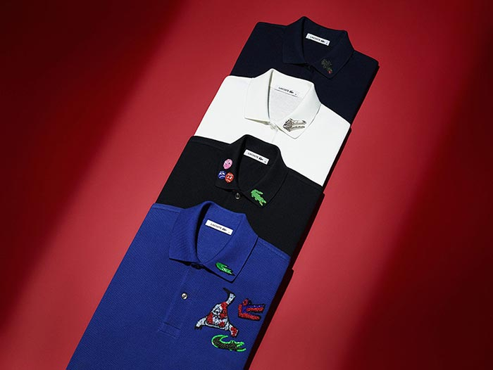 Lacoste Decides to Go Couture