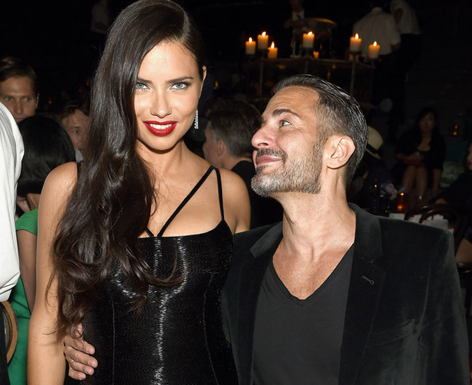 Marc Jacobs Fall 2015 Fashion Show Party