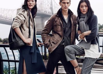 Massimo Dutti's Chic Fall 2015 NYC Collection