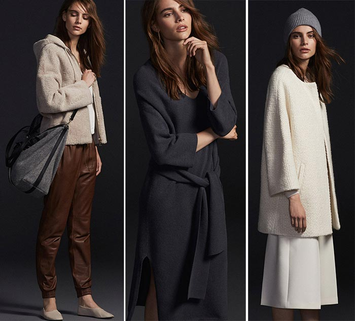 Massimo Dutti Fall 2015 NYC Collection
