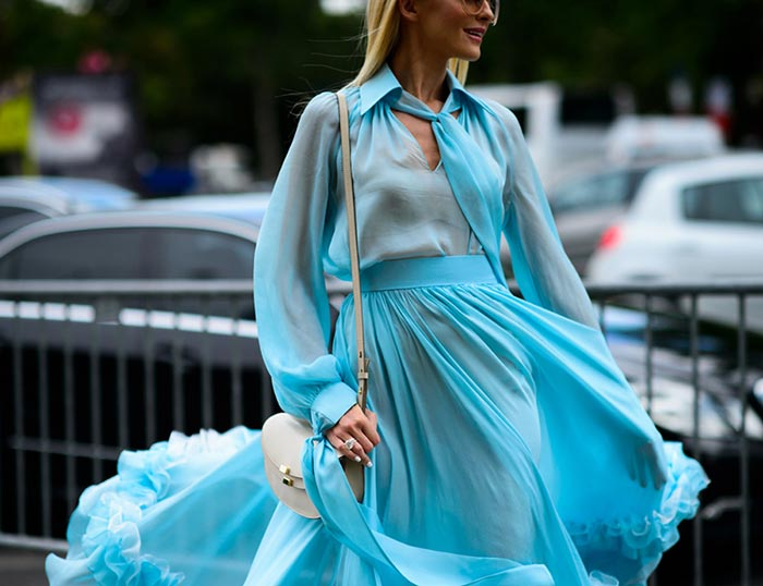 Paris Couture Fashion Week Fall 2015 Street Style