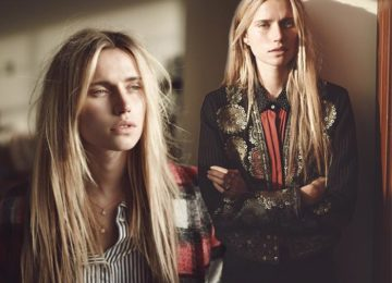 Scotch & Soda Embraces '60s and '70s in a New Fall 2015 Lookbook