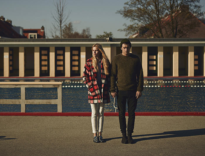 Scotch & Soda Fall/Winter 2015-2016 Lookbook
