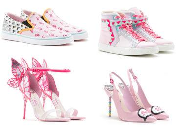 Sophia Webster Creates A Shoe Line For Barbie