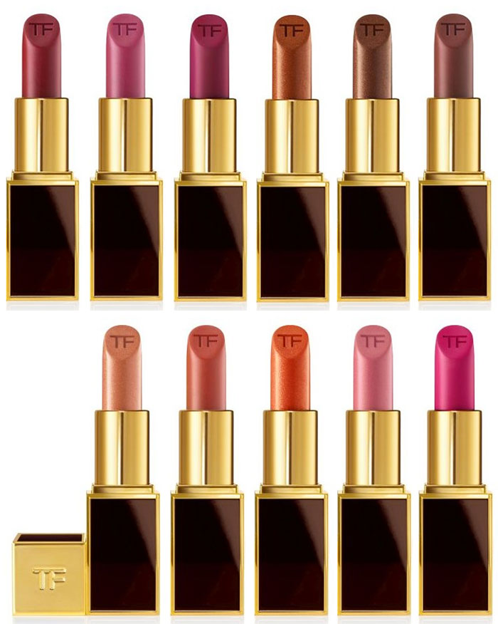 Tom Ford Fall 2015 Makeup Collection