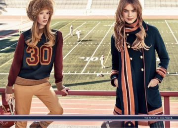 Tommy Hilfiger Releases New Football Ad for Fall 2015