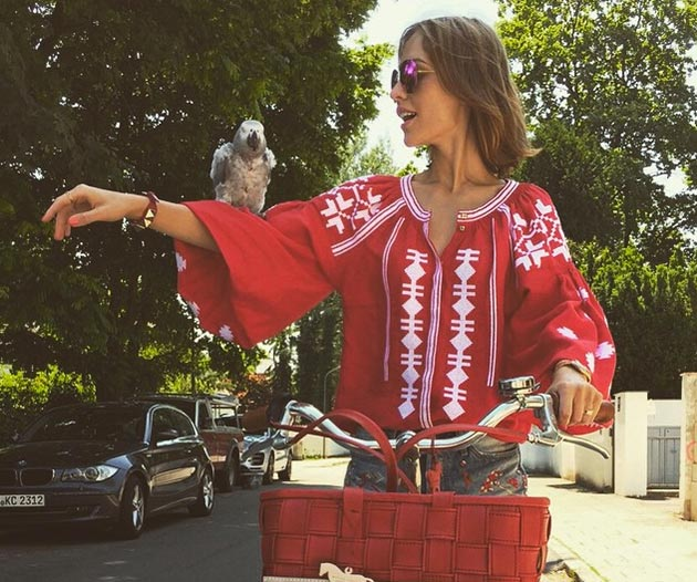 Ukrainian Embroidery Trend: Vyshyvanka