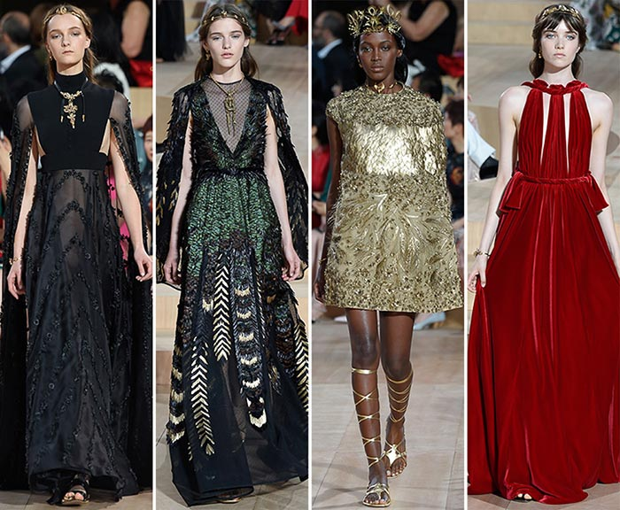 Valentino Couture Fall/Winter 2015-2016 Collection