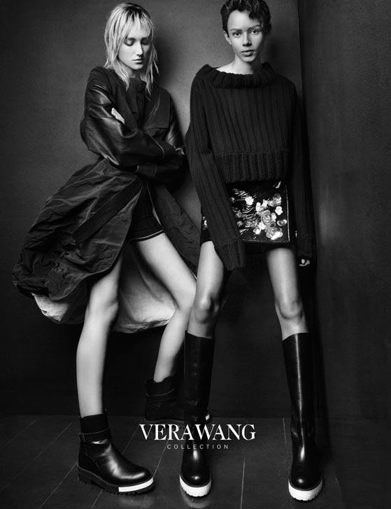 Vera Wang Fall 2015 Campaign