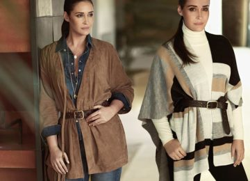 Violeta by Mango Fall 2015 Campaign