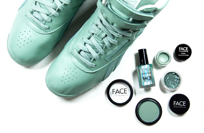 Reebok x FACE Stockholm Color Collection  2015