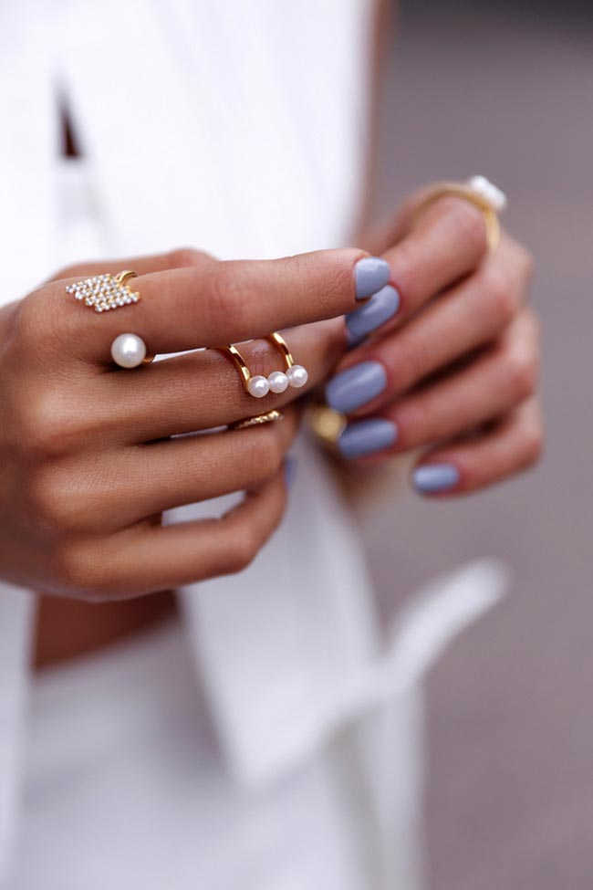 How to Make Short Nails Look Longer and Nice | Fashionisers