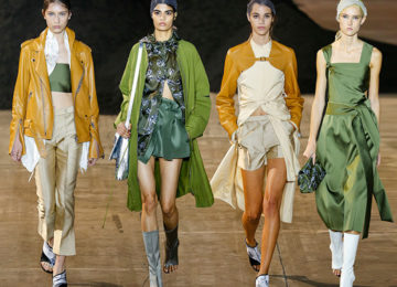 3.1 Phillip Lim Spring/Summer 2016 Collection – New York Fashion Week