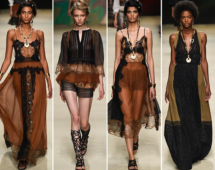 Alberta Ferretti Spring/Summer 2016 Collection