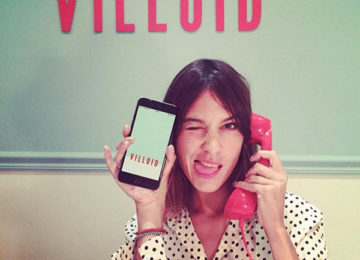 Should You Be Getting Alexa Chung's App Called Villoid?