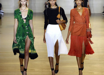 Altuzarra Spring/Summer 2016 Collection – New York Fashion Week