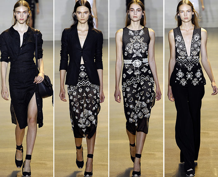 Altuzarra Spring/Summer 2016 Collection