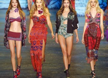Anna Sui Spring/Summer 2016 Collection – New York Fashion Week