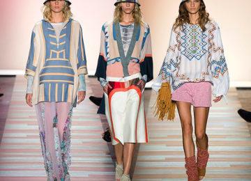 BCBG Max Azria Spring/Summer 2016 Collection – New York Fashion Week