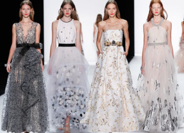 Badgley Mischka Spring/Summer 2016 Collection – New York Fashion Week