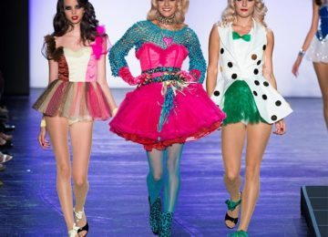 Betsey Johnson Fashionisers