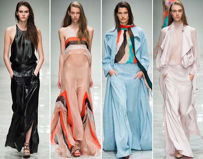 Blumarine Spring/Summer 2016 Collection