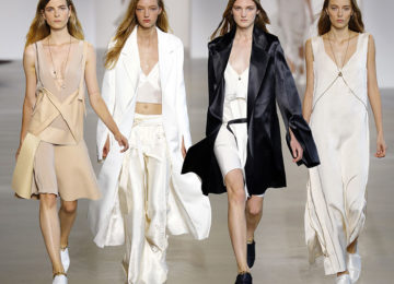 Calvin Klein Spring/Summer 2016 Collection – New York Fashion Week