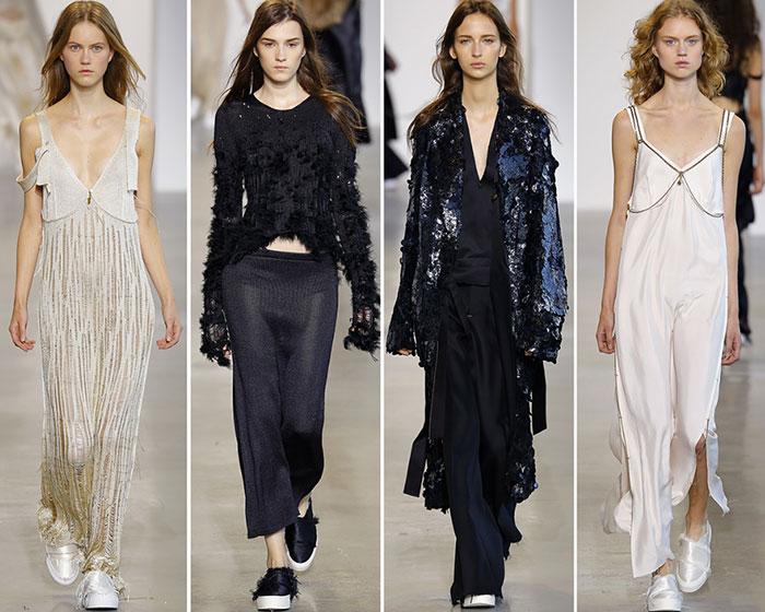 Calvin Klein Spring/Summer 2016 Collection
