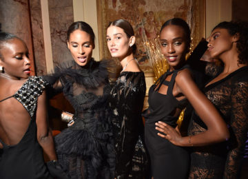 Harper's Bazaar 'Icons' Party Closes NYFW