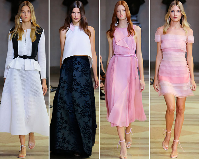 Carolina Herrera Spring/Summer 2016 Collection