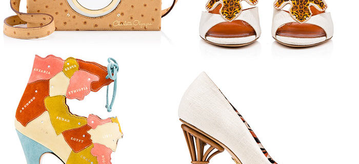 Charlotte Olympia's New Africa-Inspired SS 2016 Collection