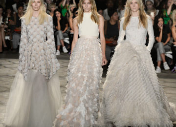 Christian Siriano Spring/Summer 2016 Collection – New York Fashion Week