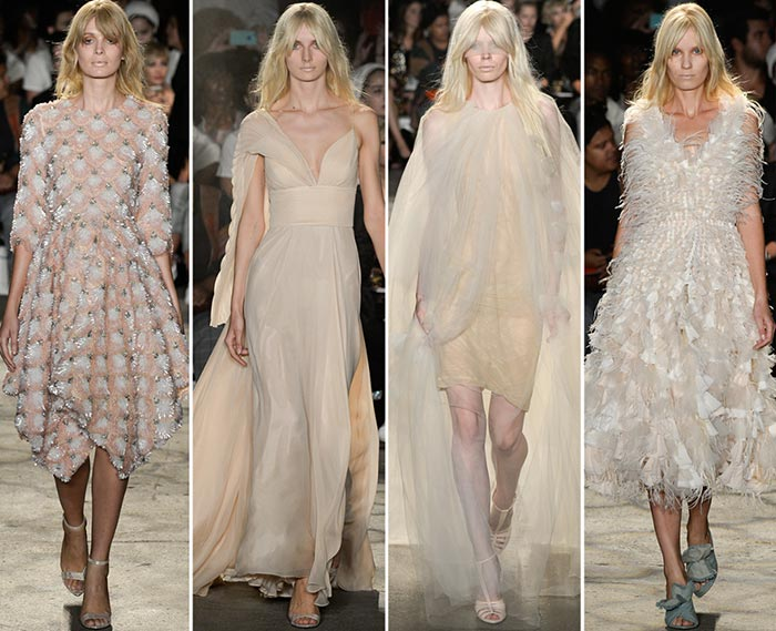 Christian Siriano Spring/Summer 2016 Collection