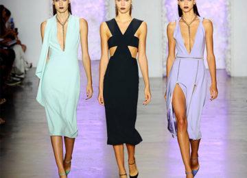 Cushnie Et Ochs Spring/Summer 2016 Collection – New York Fashion Week