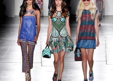 Custo Barcelona Spring/Summer 2016 Collection – New York Fashion Week