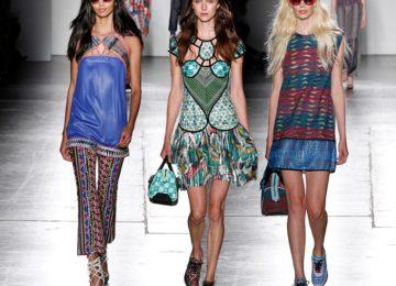 Custo Barcelona Spring/Summer 2016 Collection – New York Fashion Week