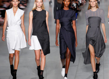 DKNY Spring/Summer 2016 Collection – New York Fashion Week