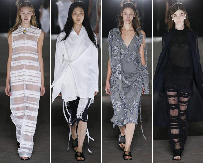 Damir Doma Spring/Summer 2016 Collection