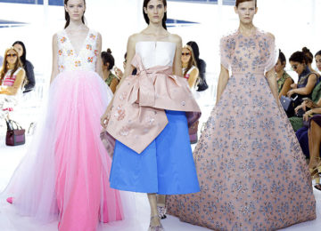 Delpozo Spring/Summer 2016 Collection – New York Fashion Week