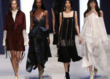Derek Lam Spring/Summer 2016 Collection – New York Fashion Week