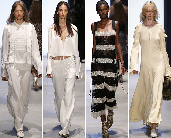 Derek Lam Spring/Summer 2016 Collection